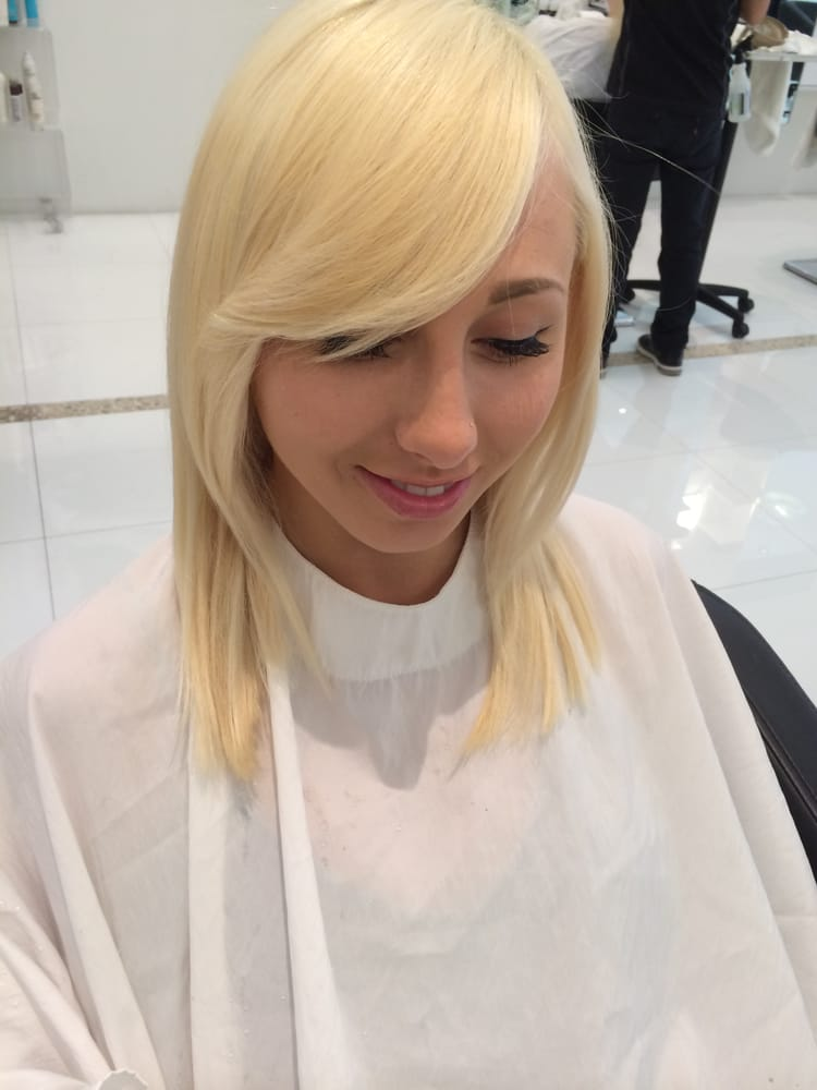 Blonde Hair Color Correction  Yelp
