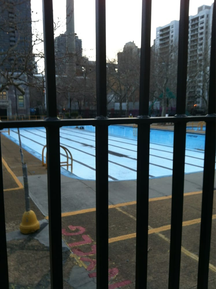 John Jay Pool And Recreation Swimming Pools Yorkville New York Ny United States