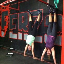 FERZa CrossFit logo