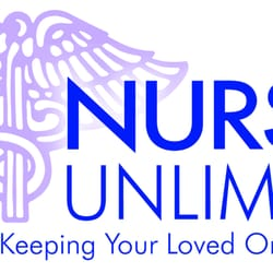 Nurses Unlimited logo