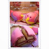 baby shower cake mama bird and baby bird amazing cake