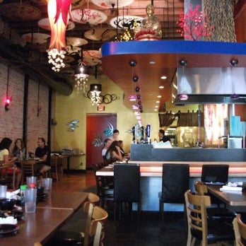 Raku japanese fusion cuisine closed 78 photos for Asian fusion cuisine and sushi bar