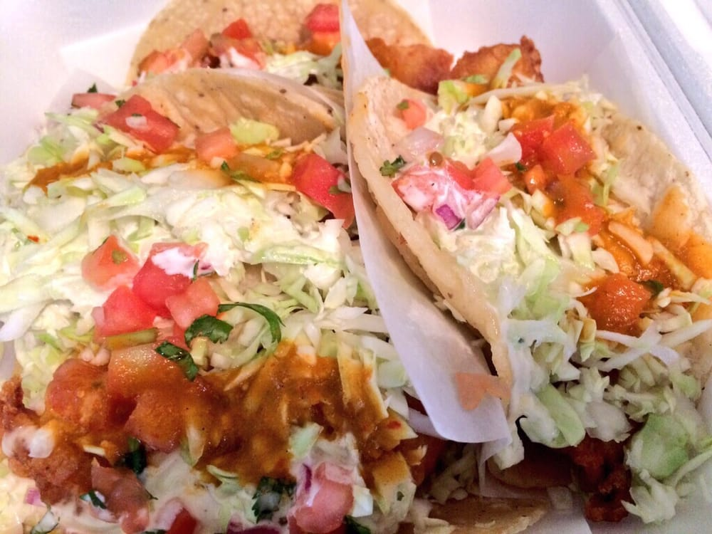 Best fish tacos in the area yelp for California fish tacos