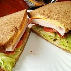 Jerry's Sandwich Shop - Turkey club - Newport Beach, CA, Vereinigte Staaten