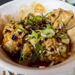 #67. Wan Tan in Chiliöl | Wontons in…