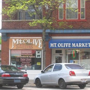 Mt olive market grocery corryville cincinnati oh for Fish market cincinnati
