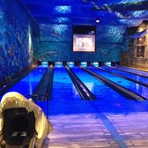 Bass Pro Shops - East Peoria, IL, United States. cosmic bowling