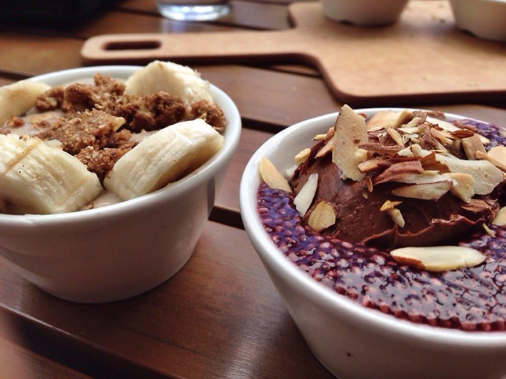 Kitchen - Palo Alto, CA, United States. Banana Budino made w/ coconut ...