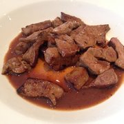 Fergato Agrodolce (Sweet and Sour Liver)