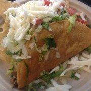 Tacos Por Favor - Hard carne Asada taco - Los Angeles, CA, Vereinigte Staaten