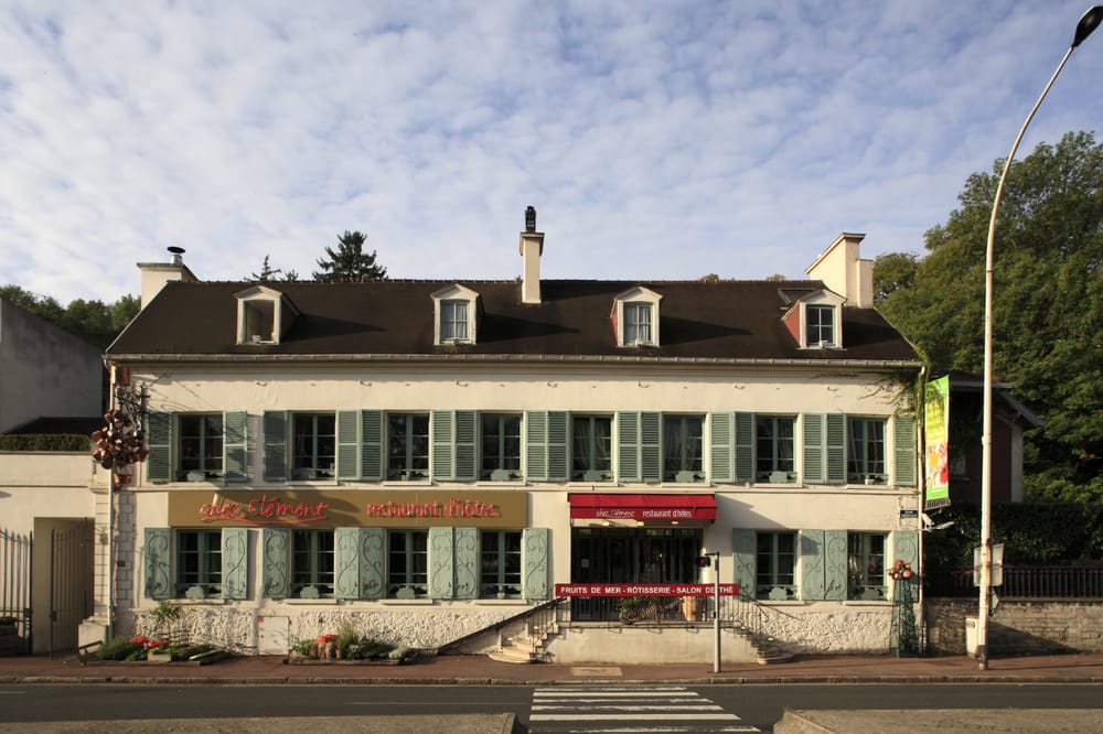 Chez cl ment franz sisches restaurant bougival for Restaurant bougival