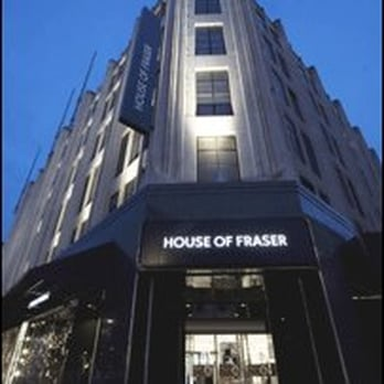 House of fraser 24 photos department stores city for Housse of frazer