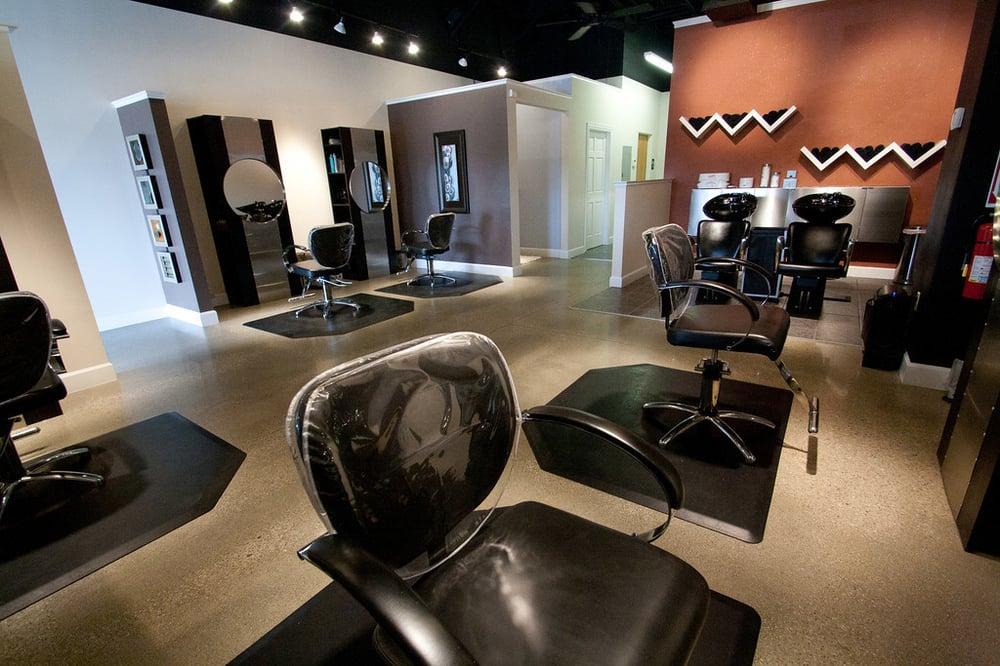 The basement hair studio 44 photos hair salons 9017 for A nail salon fort wayne in