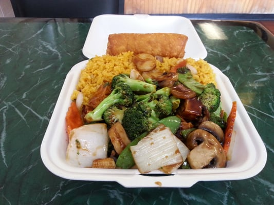 Southwestern College Chinese Food