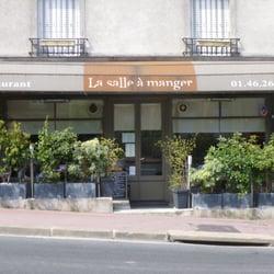 La salle à manger, Sèvres, Hauts-de-Seine, France