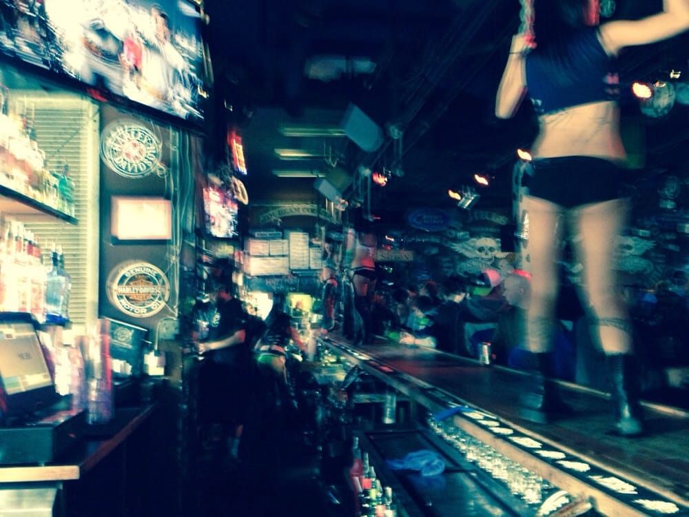 Cowgirls inc 22 photos dive bars pioneer square for Table dance near me