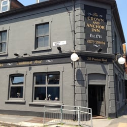 The Crown and Anchor - full refurbished