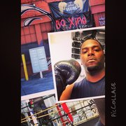City of Angels Boxing - My first day at @cityofangelsbox - Los Angeles, CA, Vereinigte Staaten