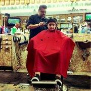 Barber Shop Fresno : haircut at Scissors & Comb Barber shop. - Oxnard, CA, United States