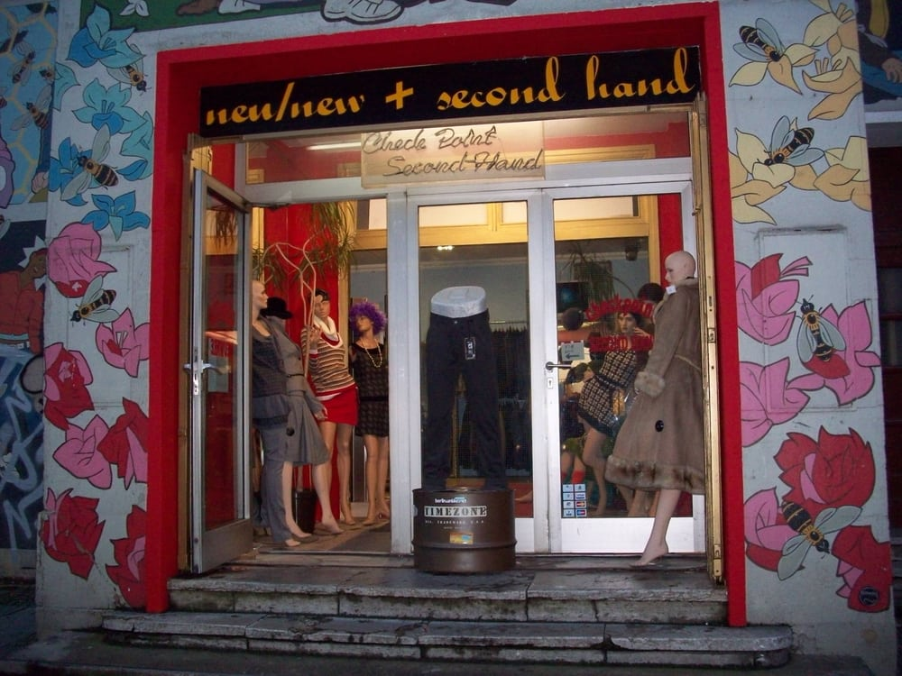 checkpoint second hand men 39 s clothing kreuzberg berlin germany reviews photos yelp. Black Bedroom Furniture Sets. Home Design Ideas