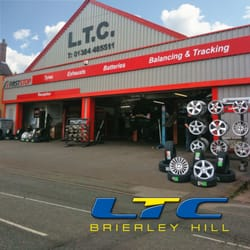 Ltc Tyres & Exhausts, Brierley Hill, West Midlands