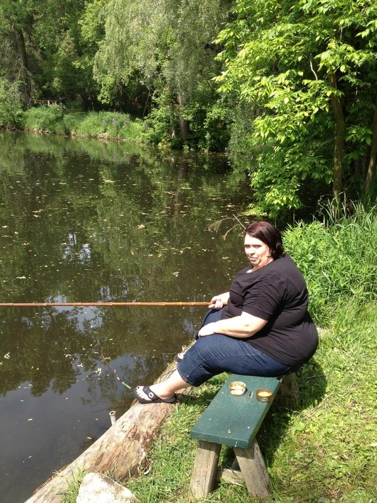 Cedar springs trout farm cascade wi yelp for Trout farm fishing
