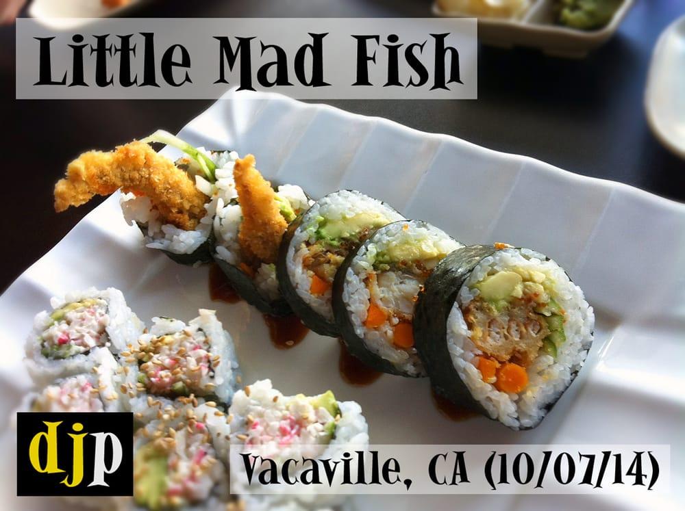Little madfish 198 photos japanese restaurants 2000 for Mad fish restaurant