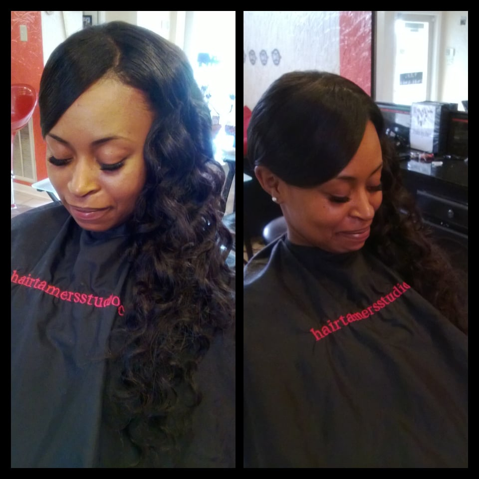 Hair Tamers Studio - Baton Rouge, LA, United States. Sew ins , Weaves