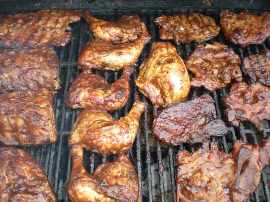 Willie B.'s Memphis BBQ Chicken, Ribs and Chops | Yelp