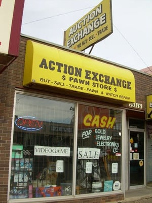 Action Exchange Pawn Shop and Video Games store photo