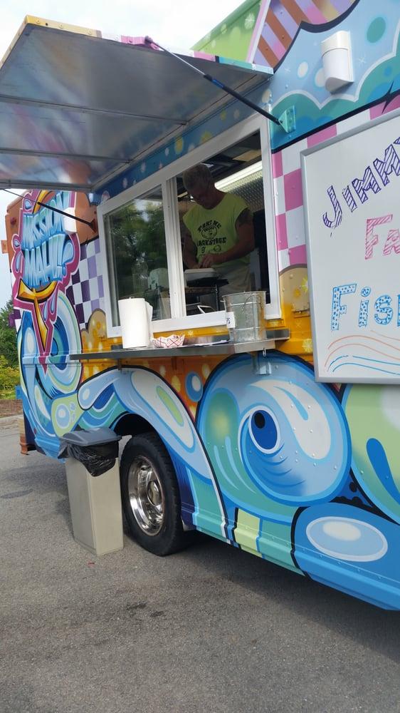 Mission Mahi Food Truck