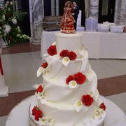 Wedding Cakes Worcester Ma Enchanted Wedding Cakes Shrewsbury MA United States Bridal Couple