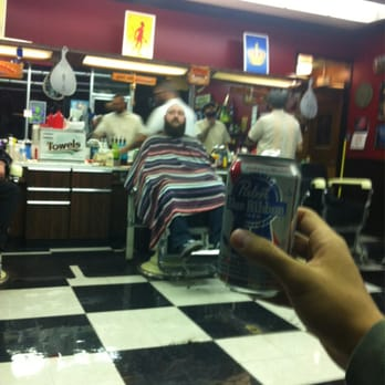 Barber Shop Las Vegas : ... Barber Shop - Las Vegas, NV, United States. Beer time at the shop