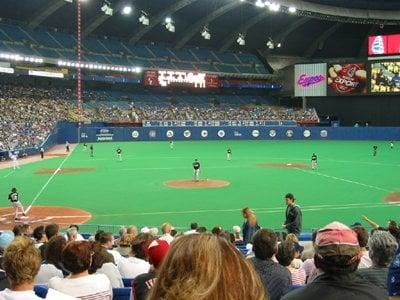 ... , QC, Canada. Montréal Expos vs. Florida Marlins July 12, 2003