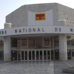 Theatre National de Nice - Nice, France. TNN Théâtre de Nice