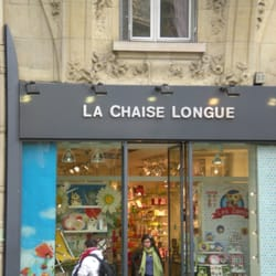 La chaise longue home decor paris france yelp - La chaise longue nantes ...