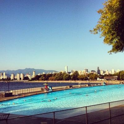 Kitsilano Pool Kitsilano Vancouver Bc Canada Yelp