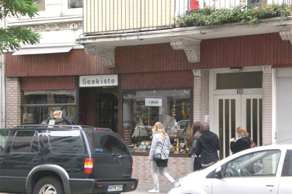 Seekiste thrift stores neustadt hamburg germany for Jewelry consignment shops near me