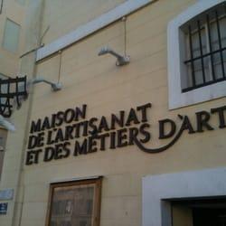 Maison de l'Artisanat et des Metiers d'Art - Marseille, France