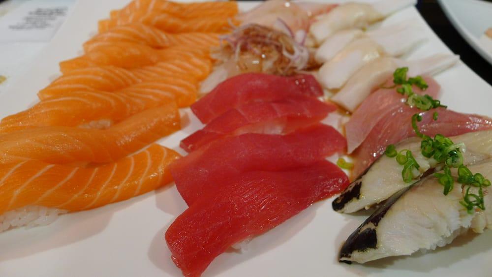 Yellowtail Belly Sushi Salmon  salmon belly