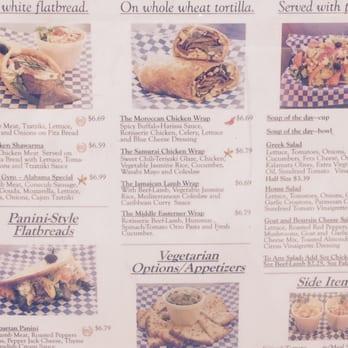 Mediterranean sandwich co 63 photos mediterranean for Al tannour mediterranean cuisine menu