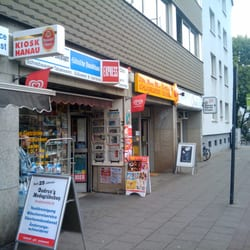Kiosk Hanau, Cologne, Nordrhein-Westfalen, Germany