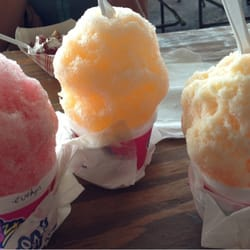 Annie's Sno Biz - Strawberry, Cantaloupe, and Orange Creamsicle ...