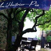 Hostellerie de Plaisance - Saint Emilion, Gironde, France. L hutrie pie restaurant