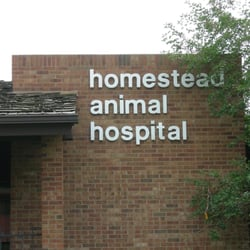 Homestead Animal Hospital logo