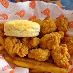 Popeyes Chicken and Biscuits logo