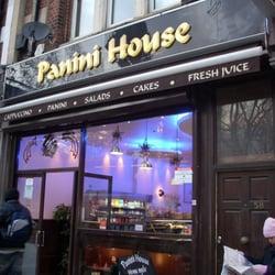 Panini House, London