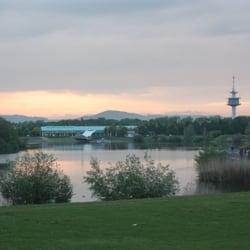 Seepark, Freiburg, Baden-Württemberg
