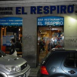 El Respiro, Madrid
