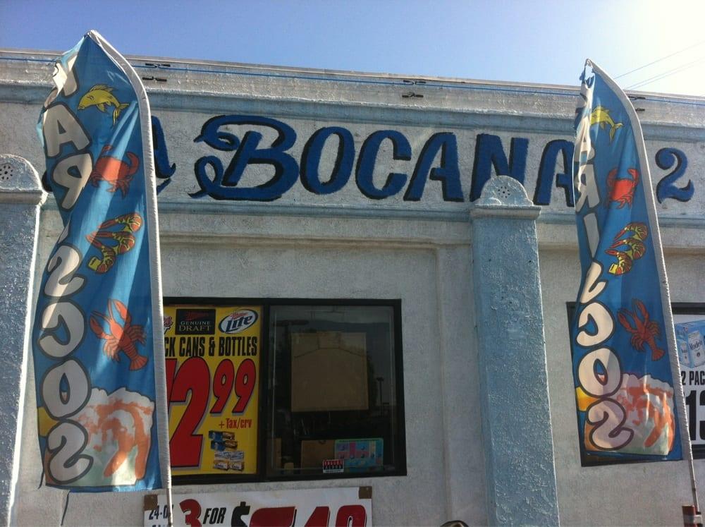 La bocana fish market closed seafood restaurants for La fish market